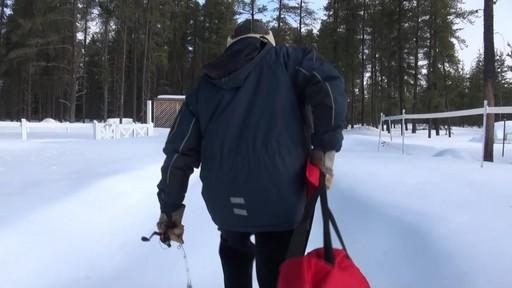 Abri démontable Eskimo Fatfish 767 - Témoignage de Roger - image 1 from the video