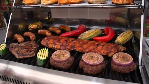 Napoleon Legend RSIB Barbecue  - image 3 from the video