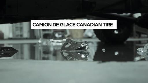 Vidéo de la fonte du camion de glace Canadian Tire  - image 1 from the video