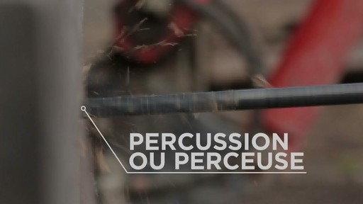 Perceuse à percussion MAXIMUM - image 5 from the video