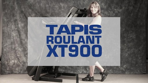 Tapis roulant Xterra XT900T - image 1 from the video