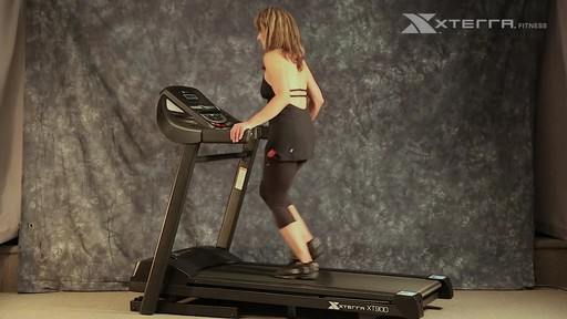 Tapis roulant Xterra XT900T - image 2 from the video