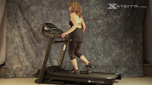 Tapis roulant Xterra XT900T - image 4 from the video