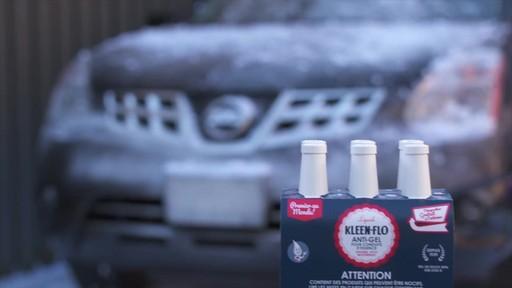 Antigel pour essence de première qualité Kleen-Flo, paq. 6 - image 9 from the video