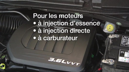 Additif pour système d'alimentation Rislone - image 8 from the video