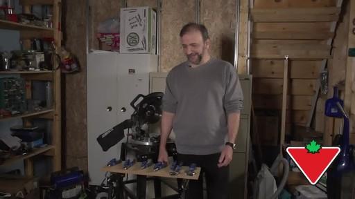 Jeu de pinces et clé Mastercraft, 6 pces - Témoignage de Conrad - image 4 from the video