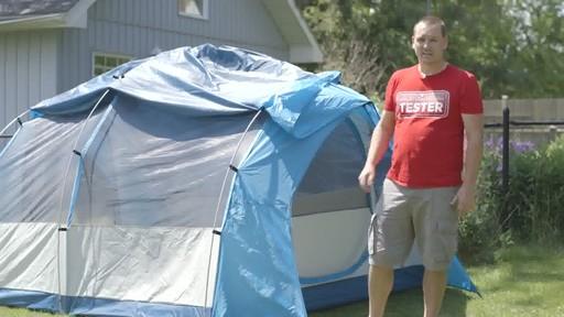 Tente Woods™ Big Cedar, 4 personnes avec Nathan - Témoignage de TESTE - image 1 from the video