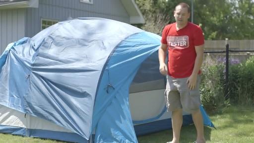Tente Woods™ Big Cedar, 4 personnes avec Nathan - Témoignage de TESTE - image 10 from the video