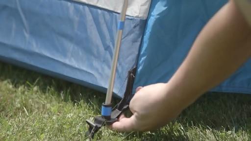 Tente Woods™ Big Cedar, 4 personnes avec Nathan - Témoignage de TESTE - image 5 from the video