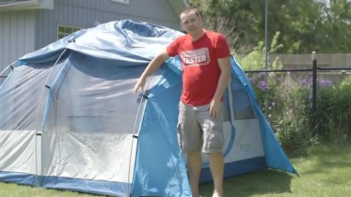 Tente Woods™ Big Cedar, 4 personnes avec Nathan - Témoignage de TESTE - image 6 from the video