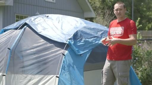 Tente Woods™ Big Cedar, 4 personnes avec Nathan - Témoignage de TESTE - image 7 from the video