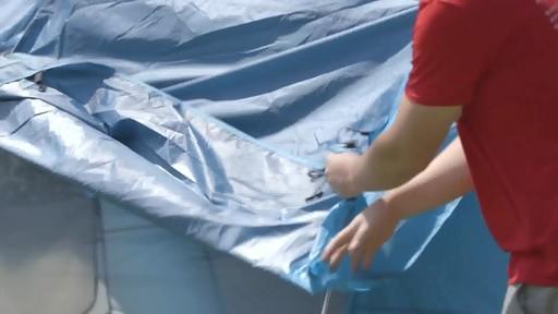 Tente Woods™ Big Cedar, 4 personnes avec Nathan - Témoignage de TESTE - image 8 from the video