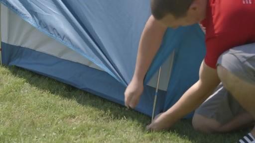Tente Woods™ Big Cedar, 4 personnes avec Nathan - Témoignage de TESTE - image 9 from the video