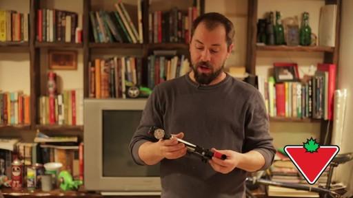 Selle de vélo pneumatique Schwinn Ultra - Témoignage de Jordan - image 3 from the video