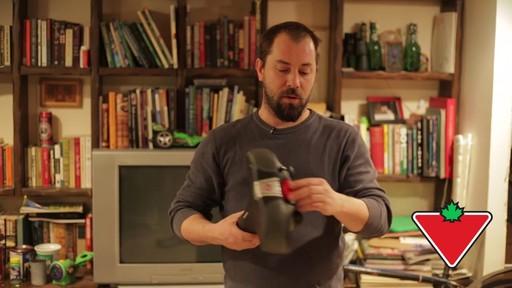 Selle de vélo pneumatique Schwinn Ultra - Témoignage de Jordan - image 6 from the video