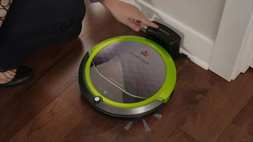 Aspirateur-robot Bissell SmartClean - image 1 from the video
