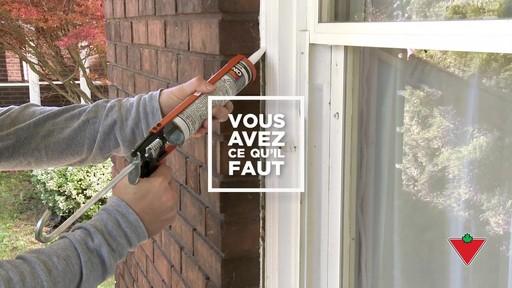 Comment  appliquer du scellant d'extérieur - image 1 from the video
