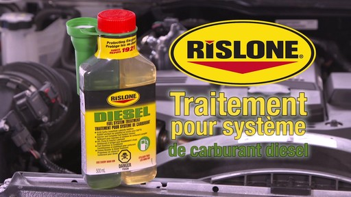 Additif de diesel Rislone - image 1 from the video