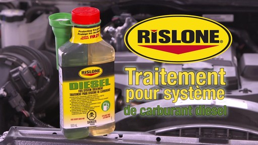 Additif de diesel Rislone - image 10 from the video