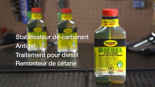 Additif de diesel Rislone - image 6 from the video