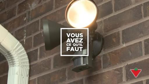 Comment installer un éclairage de sécurité - image 1 from the video