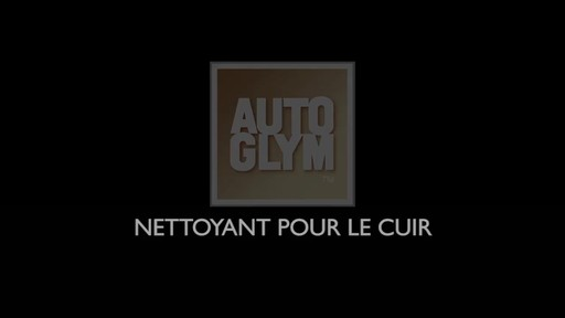 Nettoyant pour cuir Autoglym - image 1 from the video