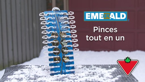 Pinces tout en un Emerald - image 1 from the video