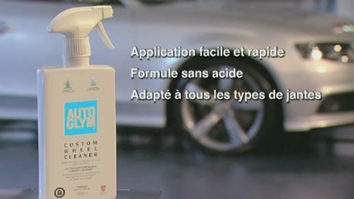 Nettoyant pour roues Autoglym - image 10 from the video