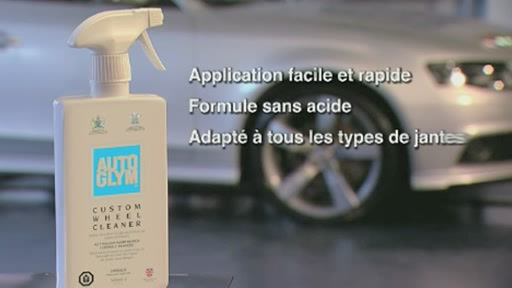 Nettoyant pour roues Autoglym - image 9 from the video
