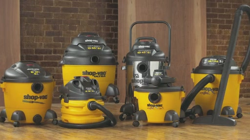 Aspirateur Ultra Shop-Vac - image 5 from the video