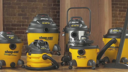 Aspirateur Ultra Shop-Vac - image 6 from the video