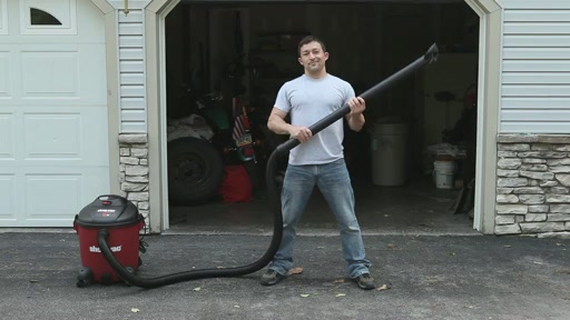 Aspirateur Ultra Shop-Vac - image 9 from the video