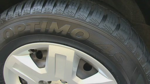 Pneus Hankook Optimo 4S - image 10 from the video