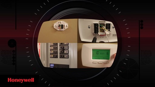 Comment installer un Thermostat programmable Honeywell - image 1 from the video