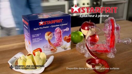 plucheur de pommes starfrit kitchen gadgets vnd kitchen bath specialty gadgets. Black Bedroom Furniture Sets. Home Design Ideas