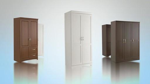 Chambre conseils de debbie travis storage for Meuble canadian tire