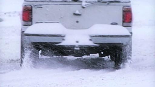 instruction d'installation de chasse-neige de cycle de pays