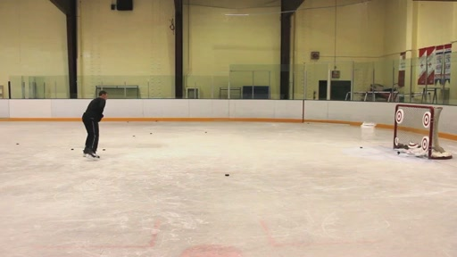 Jonathan Toews – Target Skill Shot - image 2 from the video