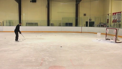 Jonathan Toews – Target Skill Shot - image 3 from the video