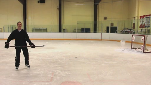 Jonathan Toews – Target Skill Shot - image 4 from the video