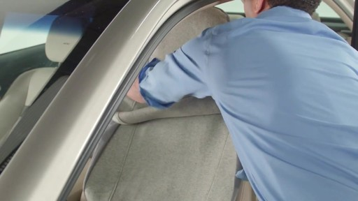 How to Install Seat Covers - image 4 from the video