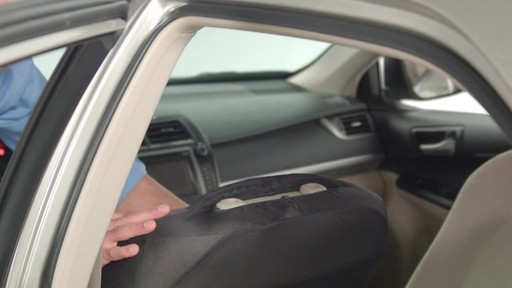 How to Install Seat Covers - image 8 from the video