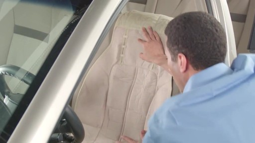 How to Install Seat Covers - image 9 from the video