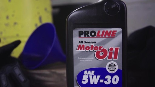 Proline Motor Oil Sae 5w 30 Pep Boys Auto Parts Stores