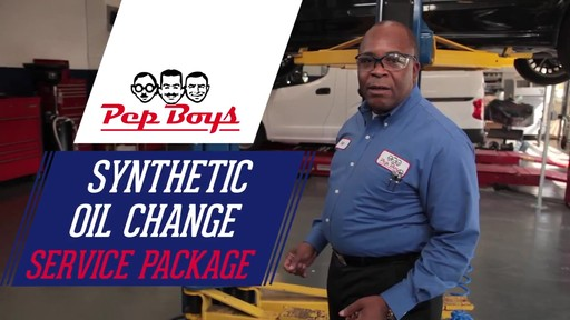 Synthetic Oil Change Packages - image 1 from the video