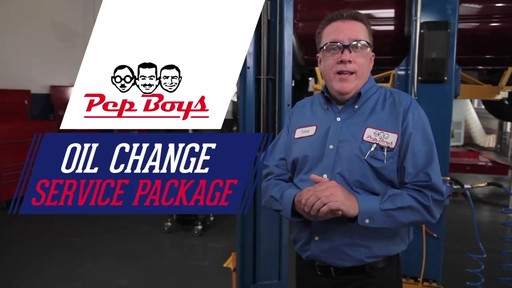 pep boys oil change package basic pep boys auto parts stores. Black Bedroom Furniture Sets. Home Design Ideas