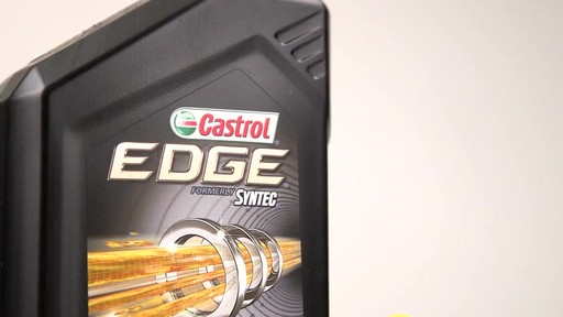 Castrol Edge Syntec Synthetic Motor Oil 187 Synthetic Oil
