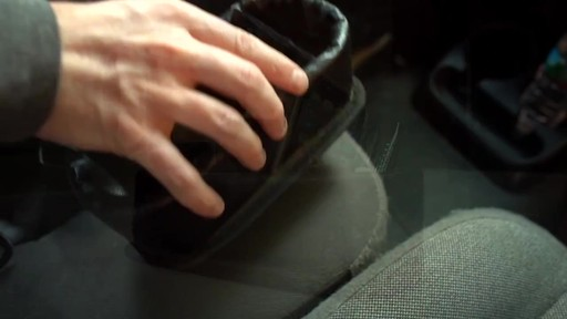 Pilot Automotive Soft Storage Tray - image 5 from the video