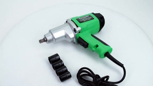 Kawasaki Heavy Duty 1'2 in Impact Wrench - image 2 from the video