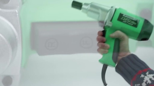 Kawasaki Heavy Duty 1'2 in Impact Wrench - image 7 from the video